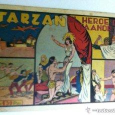 Tebeos: TARZAN - EL HÉROE DE TAANOR. Lote 99130439