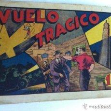 Tebeos: JUAN CENTELLA - VUELO TRÁGICO- USADO. Lote 99132599