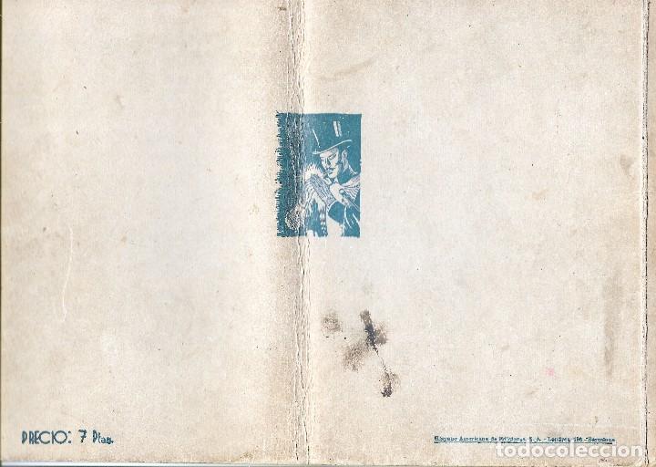 Tebeos: MERLIN EL REY DE LA MAGIA - ALBUM ROJO Nº4 - HISPANO AMERICANA DE EDICIONES, 1944. - Foto 3 - 99145611