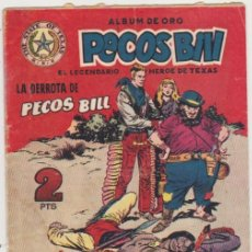 Pecos Bill nº 11. Hispano Americana 1951.