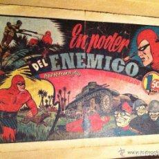 Tebeos: HOMBRE ENMASCARADO - EN PODER DEL ENEMIGO. Lote 99287563