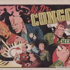 Tebeos: EL DR. CONGO, CON MERLÍN EL REY DE LA MAGIA. BARCELONA, HISPANO AMERICANA C. 1942.. Lote 99436175