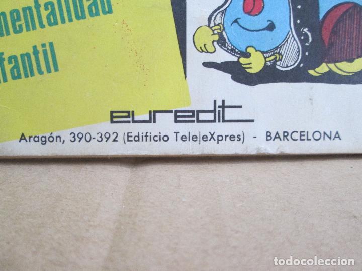 Tebeos: SUSI, Colección Euroinfantil, El cumpleaños de Susi, día de limpieza. 1968 - Foto 4 - 99449431