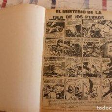 Tebeos: TOMO ENCUADERNADO THE PHANTOM(30 AVENTURAS)-EL HOMBRE ENMASCARADO-DUENDE QUE CAMINA.1973 COMICS ARTS. Lote 101035318