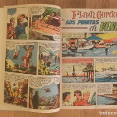 Tebeos: FLASH GORDON TOMO 1972 SIN MARCAS DE EDITORAL 11 NUMEROS . Lote 100302863