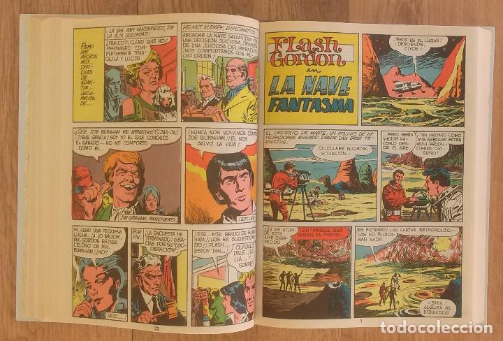 Tebeos: FLASH GORDON Tomo 1972 sin marcas de editoral 11 numeros - Foto 6 - 100302863