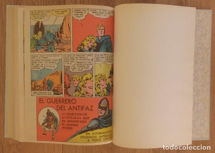 Tebeos: FLASH GORDON Tomo 1972 sin marcas de editoral 11 numeros - Foto 14 - 100302863