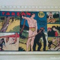 Tebeos: TARZAN HISPANO AMERICANA ,ORIGINALES ,LOTE DE 40 NºS TODOS CON CONTRAPORTADA , MIRAR RELACION Y FOTO. Lote 100719803