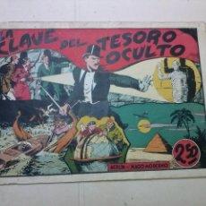Tebeos: LAS GRANDES AVENTURAS,MERLIN,LA CLAVE DEL TESORO OCU ,EXTRA,HISPANO AMERICANA,ORIGINAL 2,50. Lote 100924303