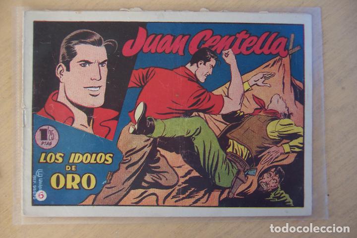 Tebeos: hispano americana,- juan centella 2ª época nº 1-2-3-4-6-7-8-9-10-11-12-13-15-17-30, mas publicit - Foto 7 - 101076167