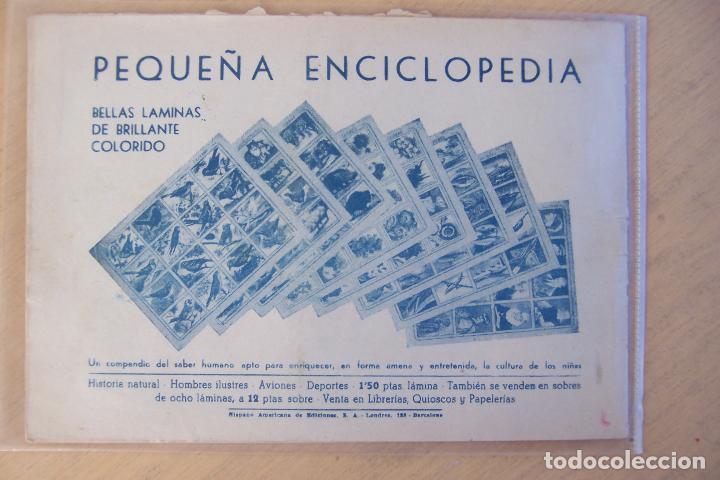 Tebeos: hispano americana,- juan centella 2ª época nº 1-2-3-4-6-7-8-9-10-11-12-13-15-17-30, mas publicit - Foto 8 - 101076167