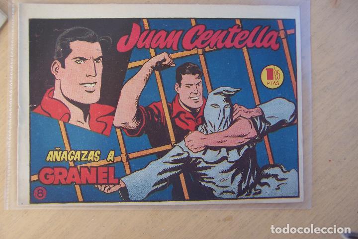 Tebeos: hispano americana,- juan centella 2ª época nº 1-2-3-4-6-7-8-9-10-11-12-13-15-17-30, mas publicit - Foto 9 - 101076167