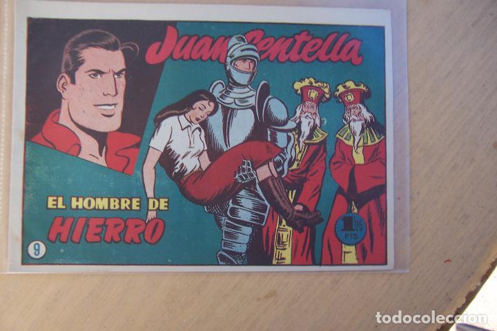 Tebeos: hispano americana,- juan centella 2ª época nº 1-2-3-4-6-7-8-9-10-11-12-13-15-17-30, mas publicit - Foto 11 - 101076167