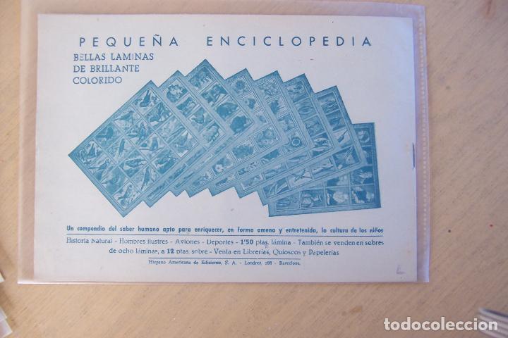 Tebeos: hispano americana,- juan centella 2ª época nº 1-2-3-4-6-7-8-9-10-11-12-13-15-17-30, mas publicit - Foto 12 - 101076167