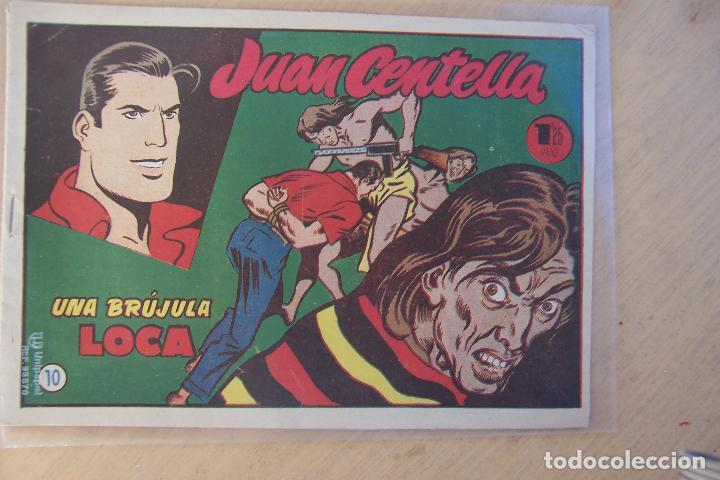 Tebeos: hispano americana,- juan centella 2ª época nº 1-2-3-4-6-7-8-9-10-11-12-13-15-17-30, mas publicit - Foto 13 - 101076167