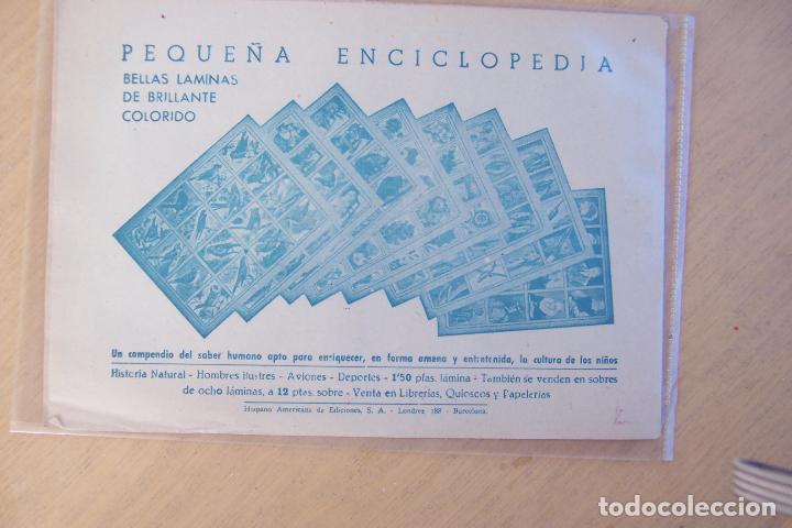 Tebeos: hispano americana,- juan centella 2ª época nº 1-2-3-4-6-7-8-9-10-11-12-13-15-17-30, mas publicit - Foto 14 - 101076167