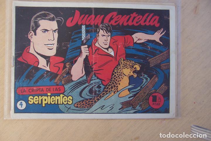 Tebeos: hispano americana,- juan centella 2ª época nº 1-2-3-4-6-7-8-9-10-11-12-13-15-17-30, mas publicit - Foto 15 - 101076167