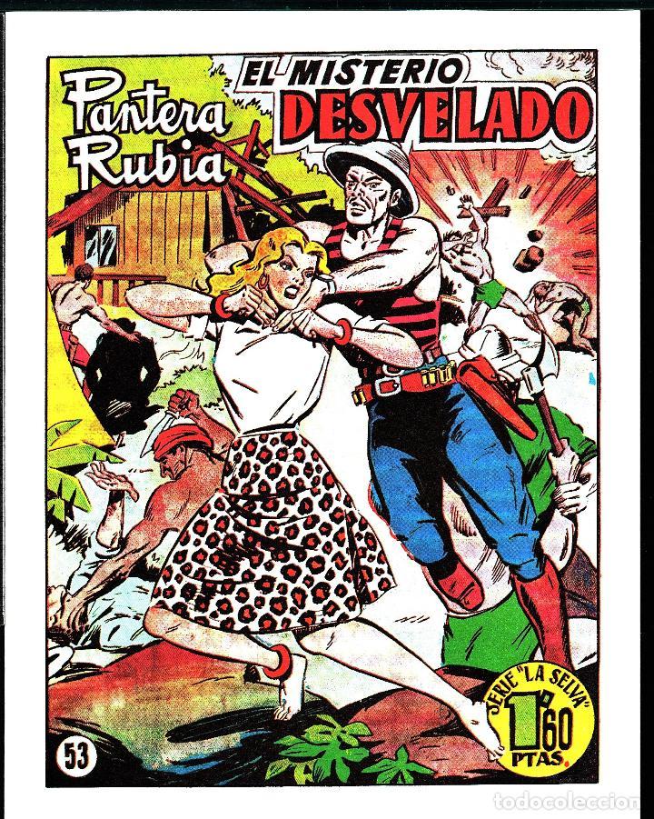 TEBEOS-COMICS GOYO - PANTERA RUBIA - Nº 53 - - LEER DESCRIPCION - - **AA99 (Tebeos y Comics - Hispano Americana - Otros)