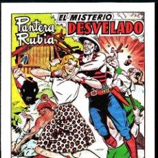 Tebeos: TEBEOS-COMICS GOYO - PANTERA RUBIA - Nº 53 - - LEER DESCRIPCION - - **AA99. Lote 101486863