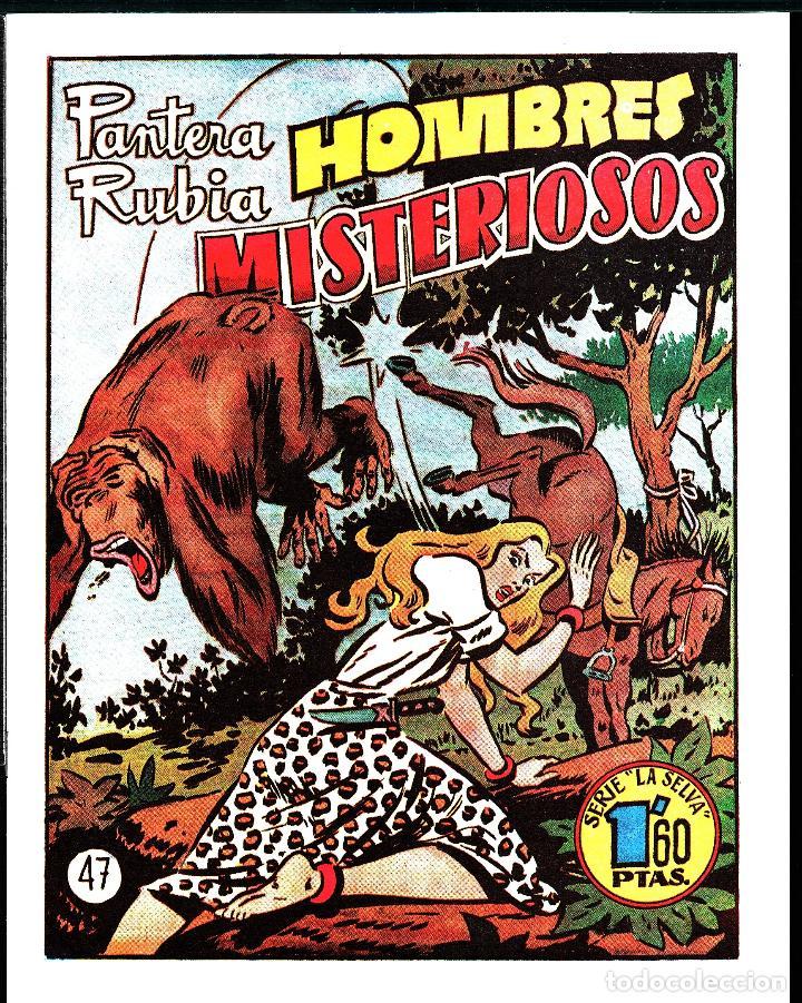 TEBEOS-COMICS GOYO - PANTERA RUBIA - Nº 47 - - LEER DESCRIPCION - - **AA99 (Tebeos y Comics - Hispano Americana - Otros)