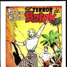 Tebeos: TEBEOS-COMICS GOYO - PANTERA RUBIA - Nº 40 - - LEER DESCRIPCION - - **AA99. Lote 101487031