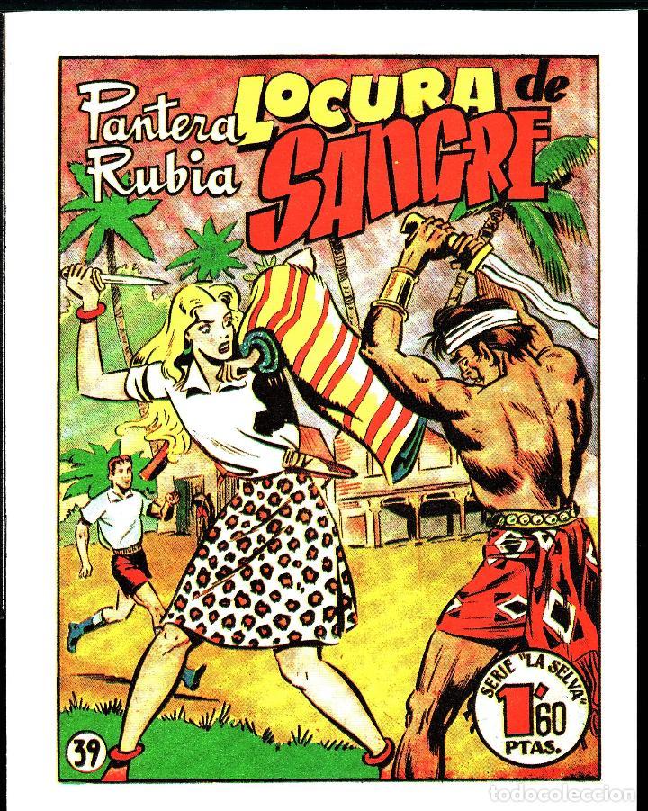 TEBEOS-COMICS GOYO - PANTERA RUBIA 39 - - LEER DESCRIPCION - - **AA99 (Tebeos y Comics - Hispano Americana - Otros)