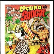 Tebeos: TEBEOS-COMICS GOYO - PANTERA RUBIA - Nº 39 - - LEER DESCRIPCION - - **AA99. Lote 101487087
