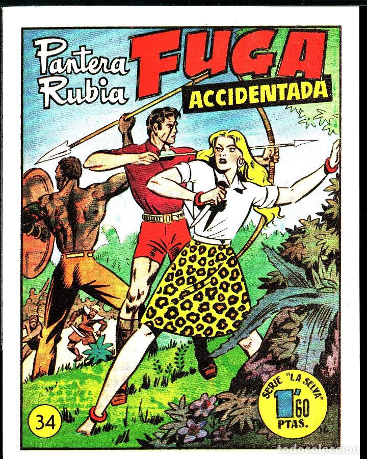 TEBEOS-COMICS GOYO - PANTERA RUBIA - Nº 34 - - LEER DESCRIPCION - - **AA99 (Tebeos y Comics - Hispano Americana - Otros)