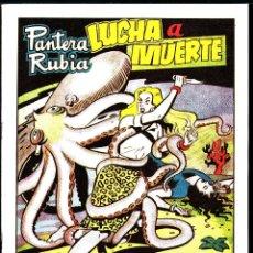 Tebeos: TEBEOS-COMICS GOYO - PANTERA RUBIA - Nº 29 - - LEER DESCRIPCION - - **AA99. Lote 101487283