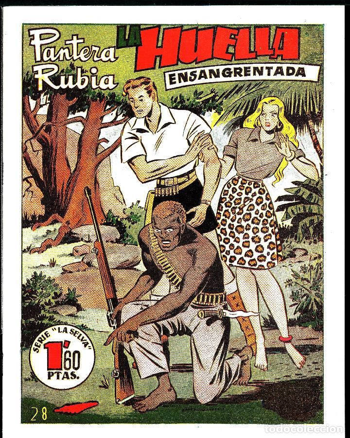 TEBEOS-COMICS GOYO - PANTERA RUBIA - Nº 28 - - LEER DESCRIPCION - - **AA99 (Tebeos y Comics - Hispano Americana - Otros)