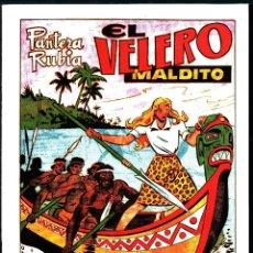 Tebeos: TEBEOS-COMICS GOYO - PANTERA RUBIA - Nº 20 - - LEER DESCRIPCION - - **AA99. Lote 101487463