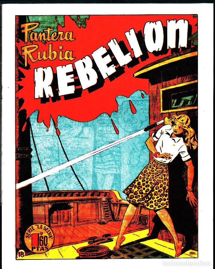 TEBEOS-COMICS GOYO - PANTERA RUBIA - Nº 18 - - LEER DESCRIPCION - - **AA98 (Tebeos y Comics - Hispano Americana - Otros)