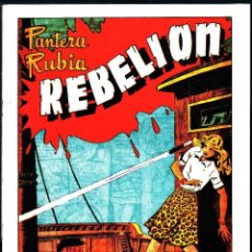 Tebeos: TEBEOS-COMICS GOYO - PANTERA RUBIA - Nº 18 - - LEER DESCRIPCION - - **AA98. Lote 101487499