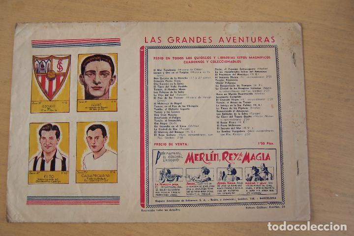 Tebeos: hispano americana - colección de tarzán, años 40, ver interior, - Foto 85 - 26004502