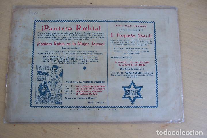 Tebeos: hispano americana - colección de tarzán, años 40, ver interior, - Foto 89 - 26004502