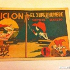 Tebeos: CICLON - SERVICIO SECRETO - MUY BIEN CONSERVADO. Lote 102668059