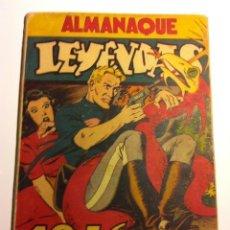 Tebeos: LEYENDAS INFANTILES -ALMANAQUE 1946. Lote 102668907