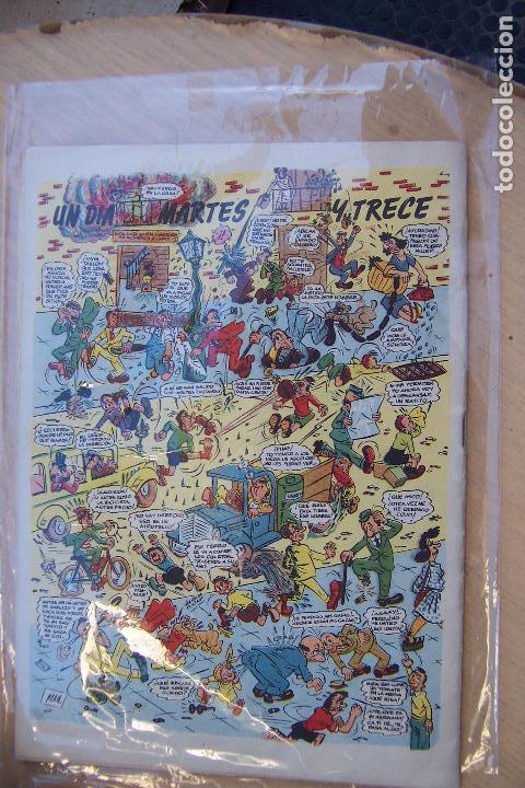 Tebeos: hispano americana lote leyendas infantiles 84 al 182 y muestras de la 1º y 3ª ep.y almanaques - Foto 16 - 64073673