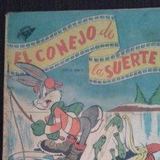 Tebeos: EL CONEJO DE LA SUERTE AÑO 2 Nº 9. Lote 103835387