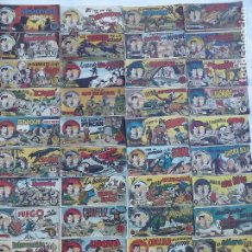 Tebeos: JORGE Y FERNANDO ORIGINAL 1949 - MUY BUEN ESTADO, 156 TEBEOS, VER IMAGENES. Lote 103987315