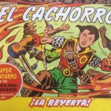 Tebeos: EL CACHORRO CÓMIC. Lote 104142100