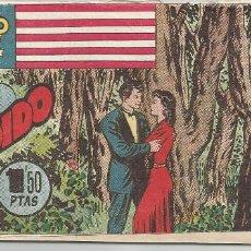 El Pequeño Sheriff Nº 168 Hispano Americana de Ediciones