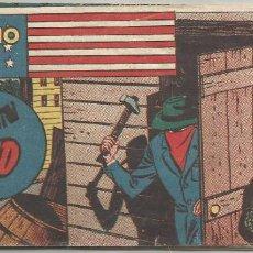 El Pequeño Sheriff Nº 105 Hispano Americana de Ediciones