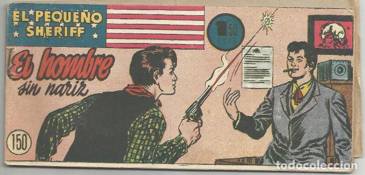EL PEQUEÑO SHERIFF Nº 150 HISPANO AMERICANA DE EDICIONES (Tebeos y Comics - Hispano Americana - Otros)