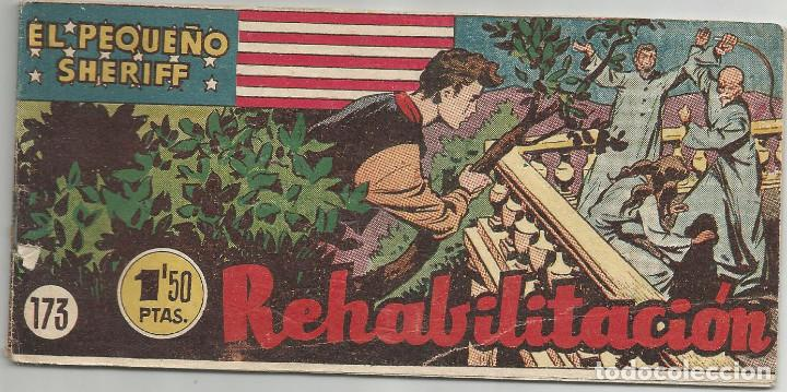 EL PEQUEÑO SHERIFF Nº 173 HISPANO AMERICANA DE EDICIONES (Tebeos y Comics - Hispano Americana - Otros)