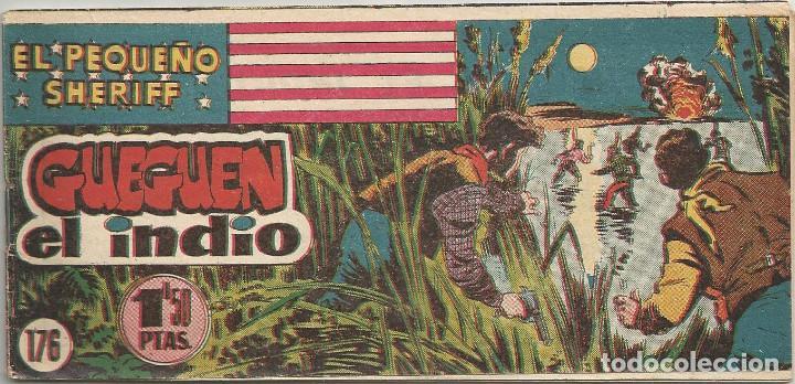 EL PEQUEÑO SHERIFF Nº 176 HISPANO AMERICANA DE EDICIONES (Tebeos y Comics - Hispano Americana - Otros)
