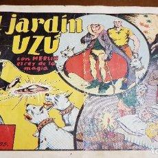 Tebeos: EL JARDIN DE UZÚ . Lote 105620743