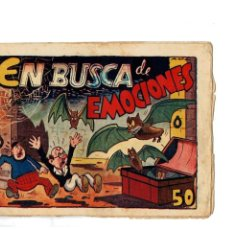 Tebeos: AVENTURAS DE DON TRIQUI Nº 62 -ORIGINAL. 1943. . Lote 105850887