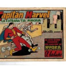 Tebeos: EL CAPITÁN MARVEL Nº 6 -ORIGINAL- AÑO 1947. Lote 105931395