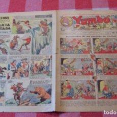 Giornalini: HISPANO AMERICANA-- YUMBO AÑOS 30 Nº 54 Y 59. Lote 106196763